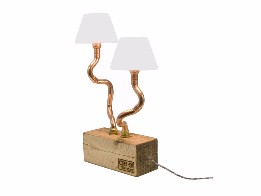 Copper table lamp LGH0210 | Table lamp by Gie El Home