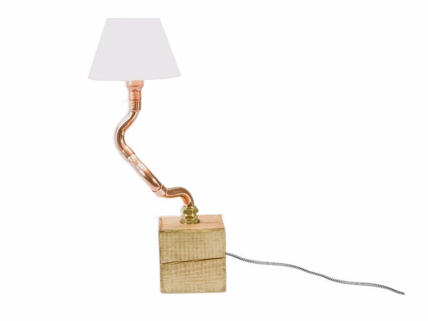 Copper table lamp LGH0211 | Table lamp by Gie El Home