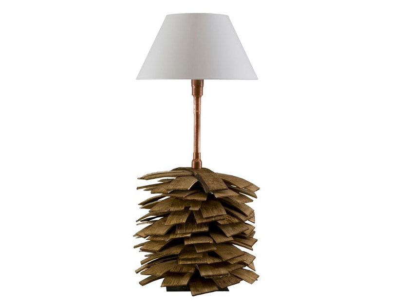 Multi-layer wood table lamp LGH0242 | Table lamp by Gie El Home