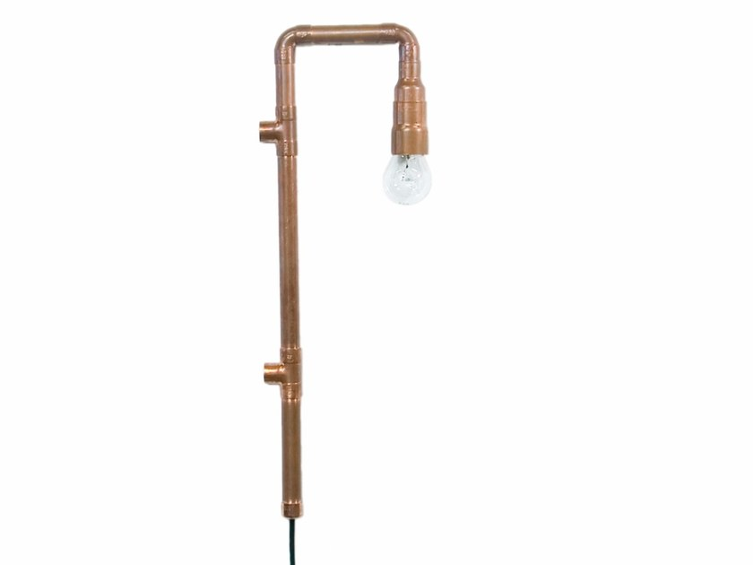 Handmade copper wall lamp LGH0270 | Wall lamp by Gie El Home
