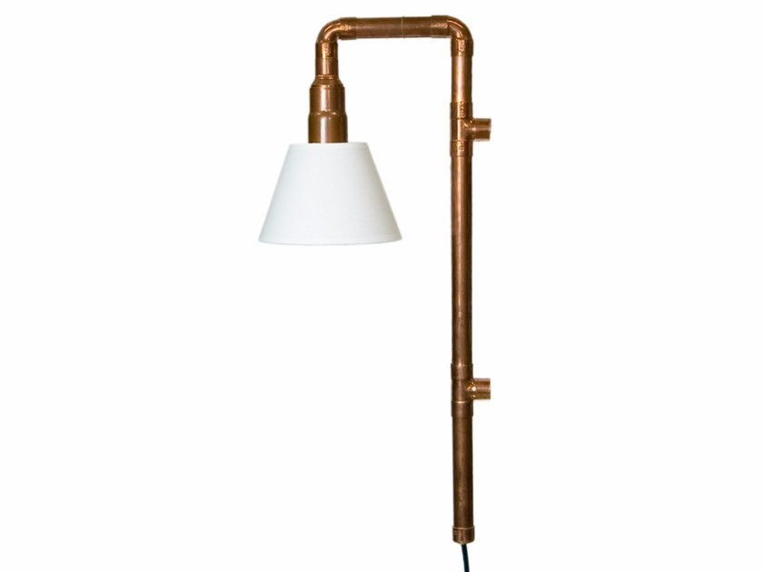 Handmade copper wall lamp LGH0272 | Wall lamp by Gie El Home