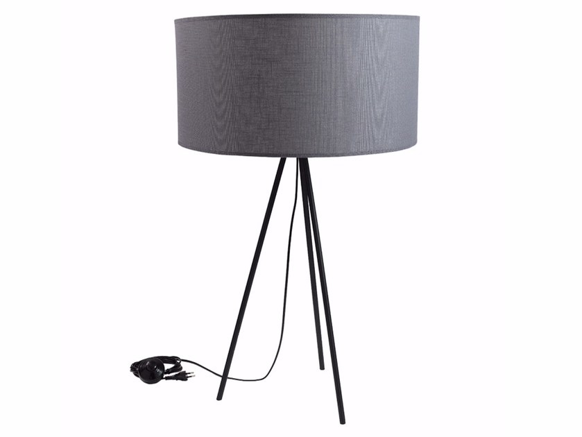 Fabric table lamp / floor lamp LGH0510 - 511 | Bedside lamp by Gie El Home