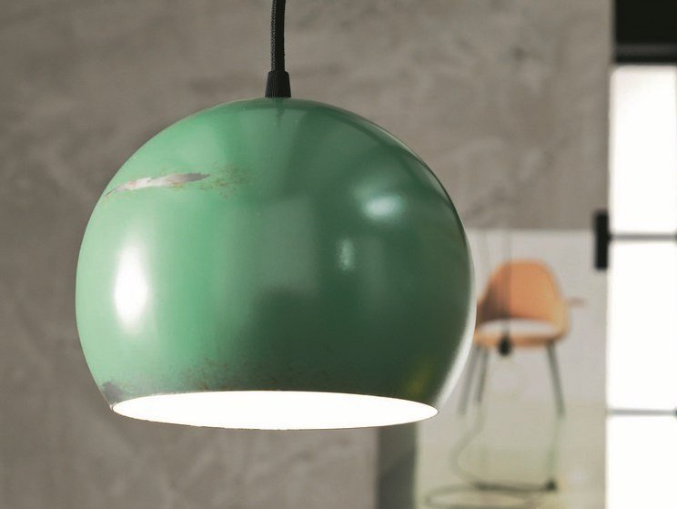 Direct light pendant lamp LH15 by AltaCorte
