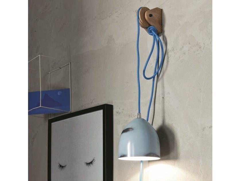 Direct light pendant lamp LH16 by AltaCorte