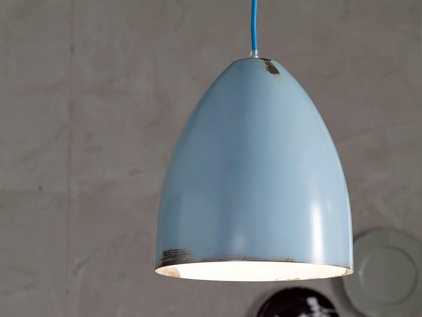 Metal pendant lamp LH18 by AltaCorte