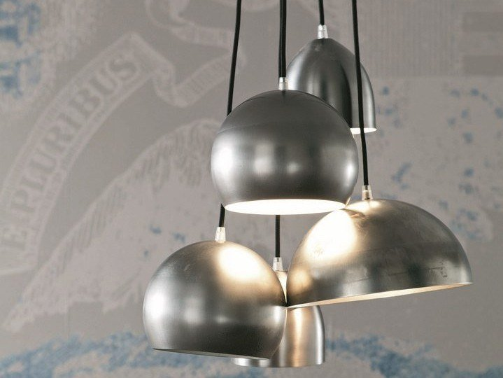 Direct light pendant lamp LH19 by AltaCorte