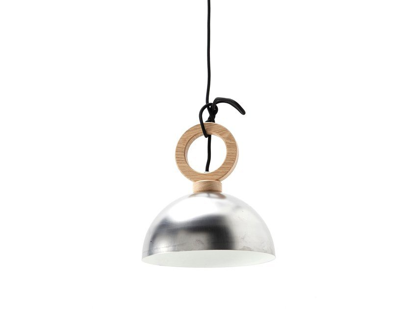 Metal pendant lamp LH20 by AltaCorte