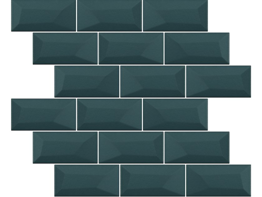 Indoor ceramic wall tiles with brick effect LIBRA MATTE THYME by Appiani