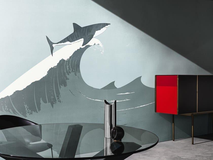 Panoramic kids wallpaper LIFE IS FUN by Wall&decò