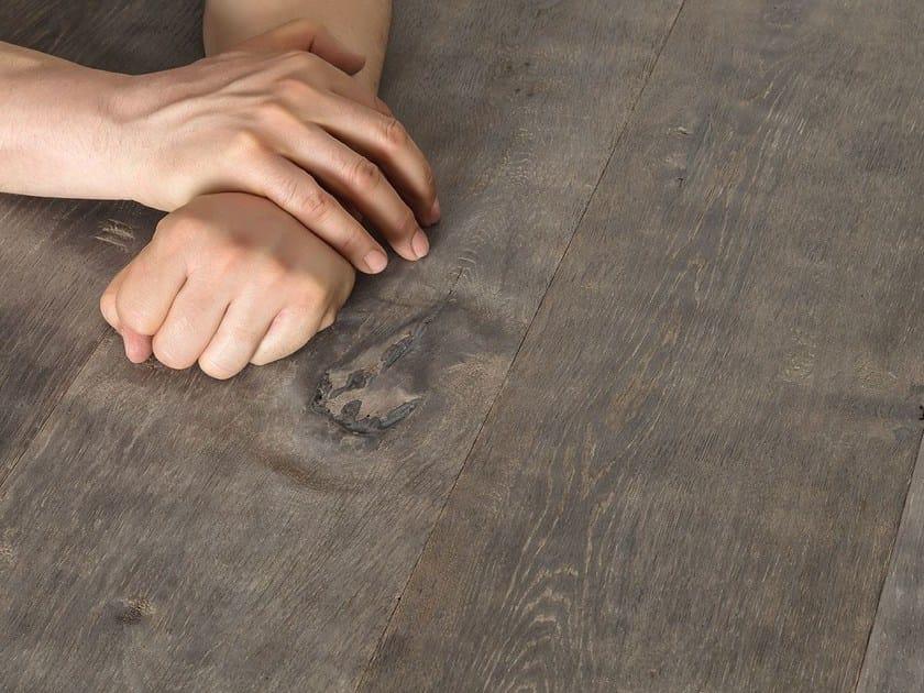 English oak parquet LIFE QUERCIA CEZANNE by GAZZOTTI