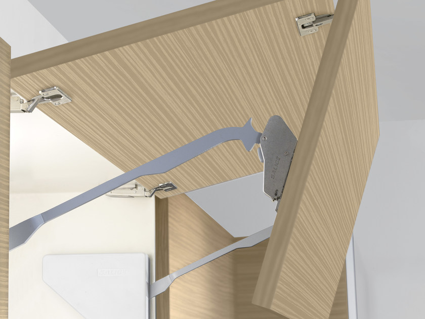 Opening system for folding doors LIFT SYSTEM by SALICE