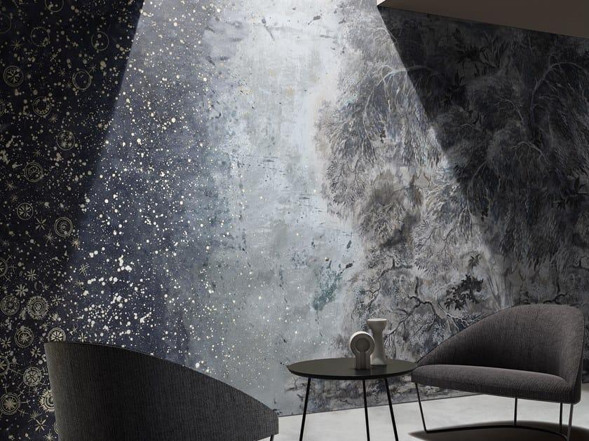 Panoramic wallpaper LIGHT FALL by Wall&decò