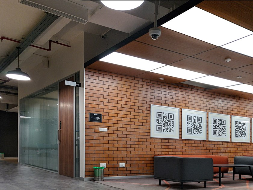 Pannello a soffitto retroilluminato a LED LIGHT PANEL HYBRID CEILING by Flexlite