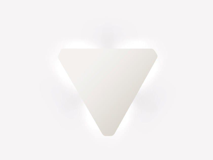 Applique a LED in acrilico LIGHTGARDEN W3 FLAT by ADesignStudio