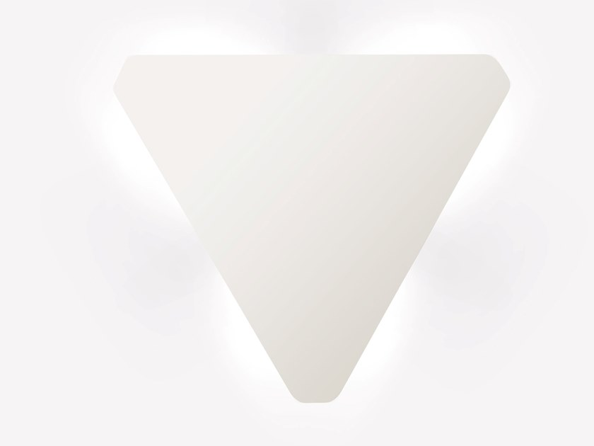 Applique a LED in acrilico LIGHTGARDEN W5 FLAT by ADesignStudio