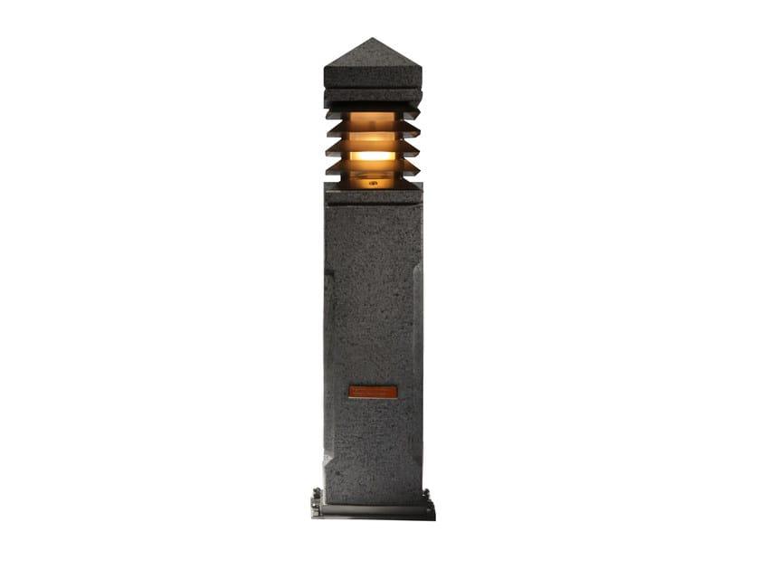 Paletto luminoso in granito LIGHTHOUSE | Paletto luminoso in granito by ROYAL BOTANIA
