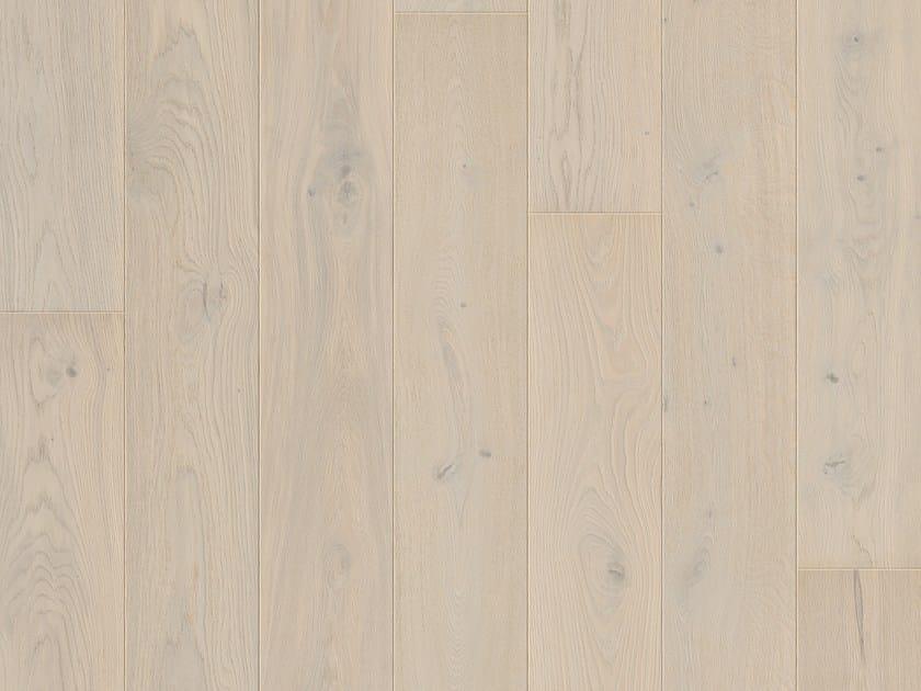 Brushed oak parquet LIGHTHOUSE OAK by Pergo
