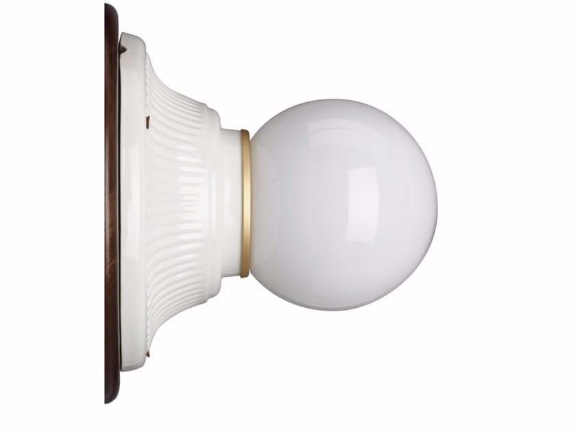 Porcelain wall lamp Porcelain wall lamp by GI Gambarelli