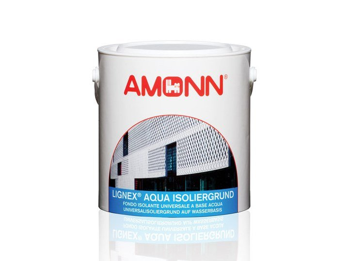 Wood treatment LIGNEX AQUA ISOLIERGRUND by J.F. AMONN
