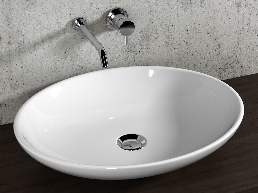 Lavabi D Arredo Ceramica.Lavabi D Arredo Lavabo In Ceramica