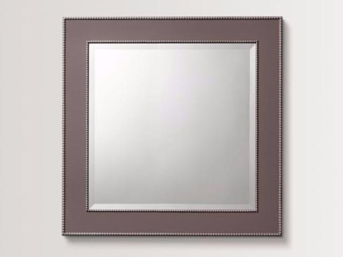 Specchio quadrato a parete con cornice LILAC by BATH&BATH