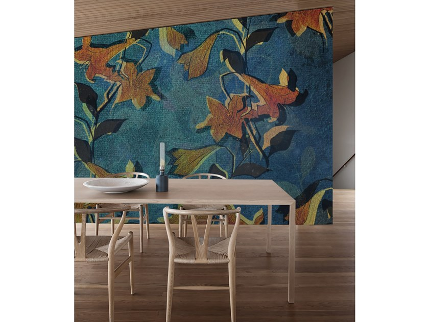 Wall tiles / wallpaper LILIUM by Officinarkitettura®