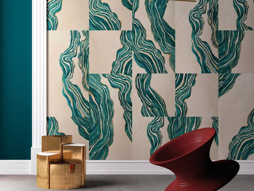 Pannello decorativo in multistrato LIMEN by Inkiostro Bianco