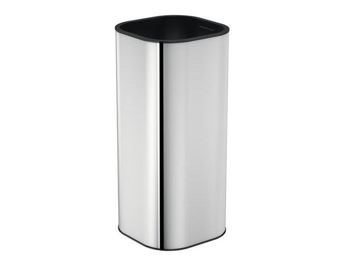 Countertop stainless steel toothbrush holder LINE | Toothbrush holder by Cosmic