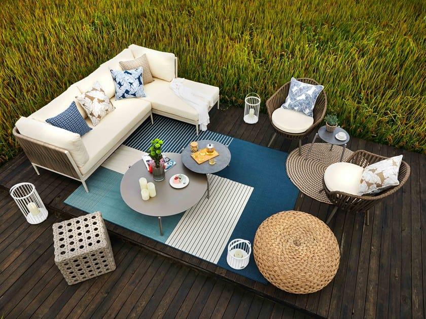 Lounge set LINEA II by MOBIKA GARDEN