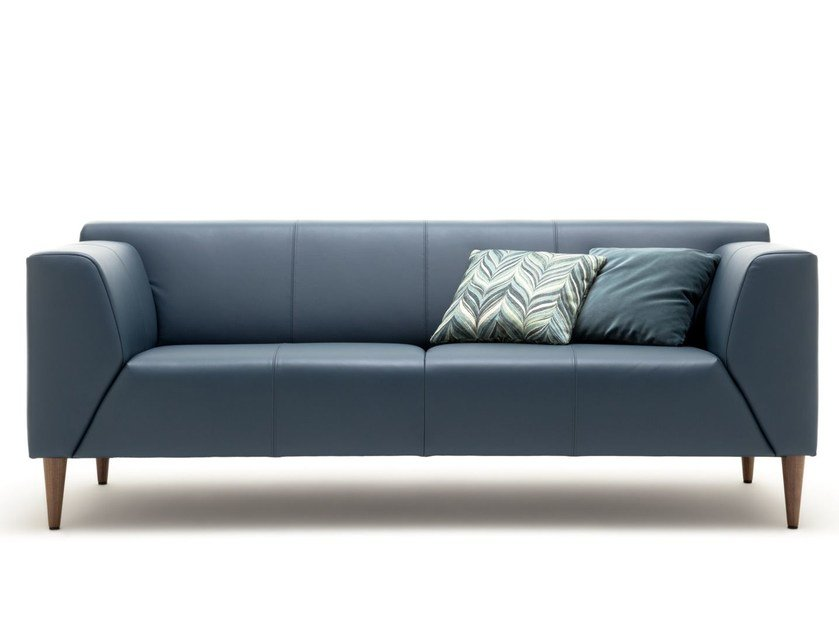 rolf benz furniture. Leather Sofa LINEA | By Rolf Benz Furniture N