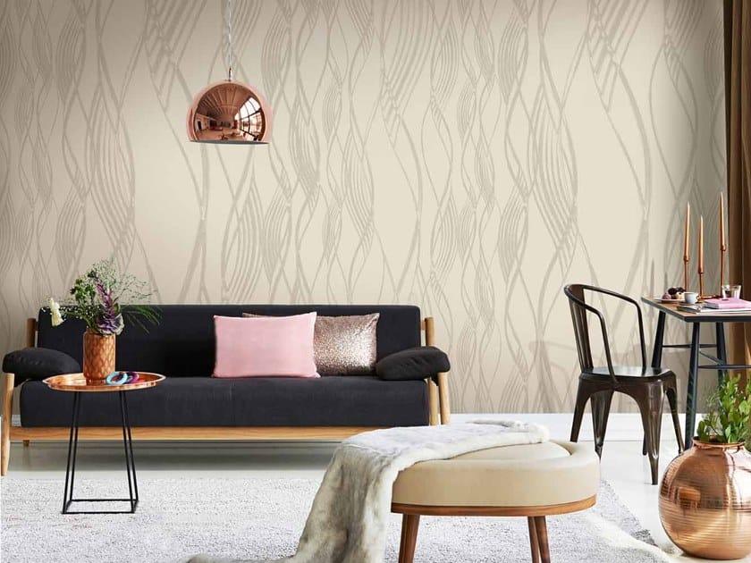 Digital printing wallpaper LINEA by LGD01