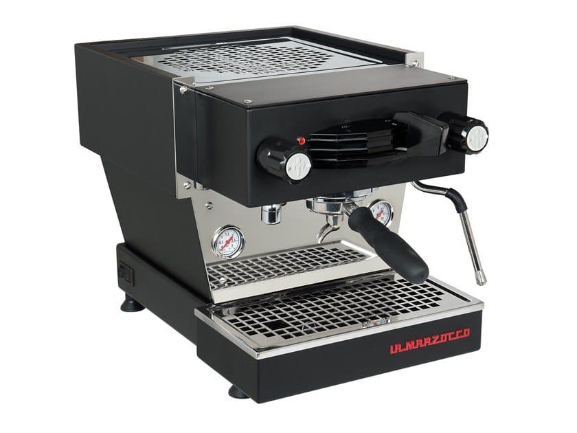 Macchina da caffè in acciaio inox LINEA MINI BLACK by La Marzocco