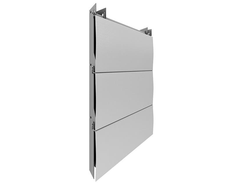 Aluminium Panel for facade LINEARCLAD™ F by HunterDouglas Architectural
