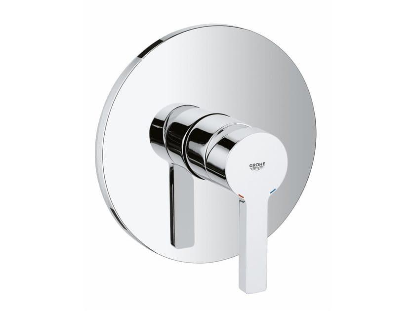 Miscelatore per doccia monocomando con piastra LINEARE | Miscelatore per doccia monoforo by Grohe