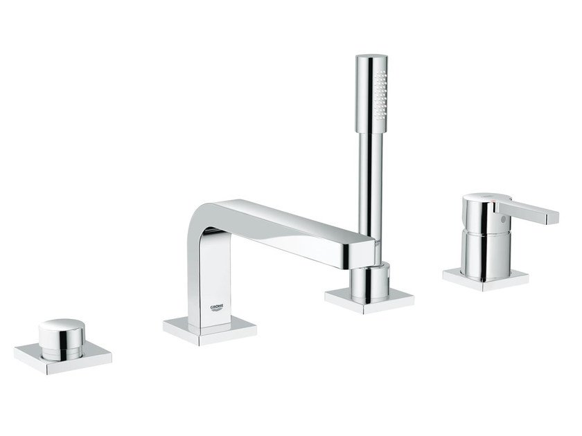 LINEARE | 4 hole bathtub set Lineare Collection By Grohe