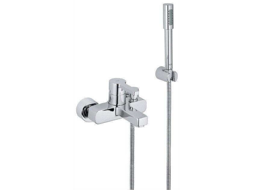 LINEARE | Bathtub mixer with hand shower Lineare Collection By Grohe