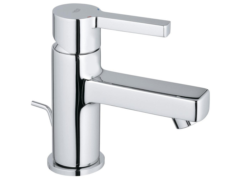 Miscelatore per lavabo da piano monocomando con piletta LINEARE SIZE XS   Miscelatore per lavabo by Grohe