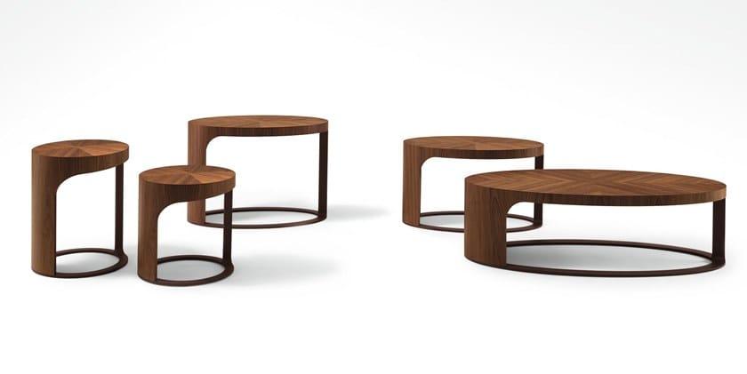 LING | Tavolino ovale