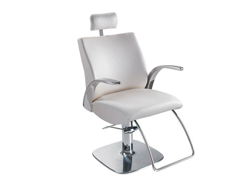 Hairdresser chair LIONESS EL REC by Maletti