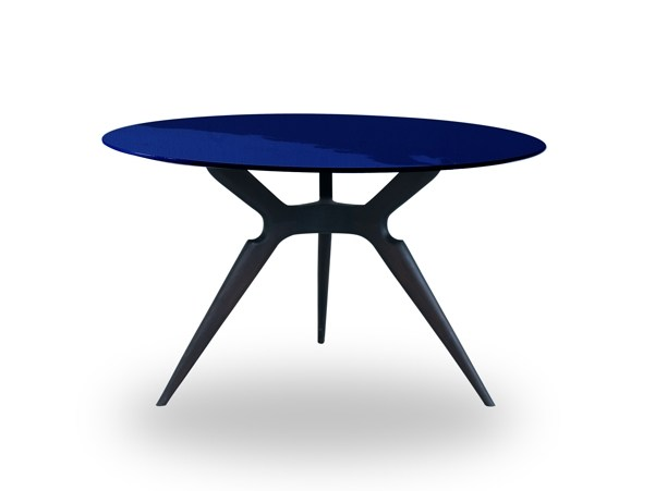 Lacquered table LIQUID LUNCH | Round table by BAXTER