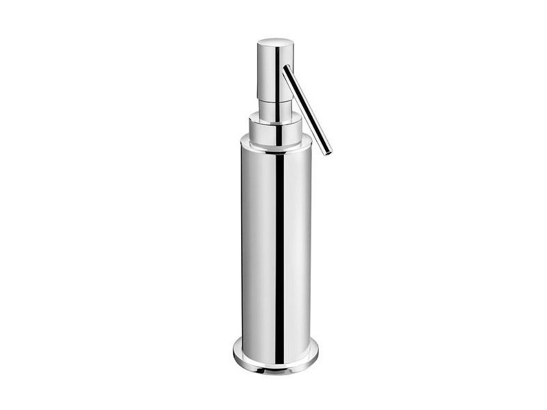 Brass liquid soap dispenser HERITAGE COCO | Liquid soap dispenser by pomd'or