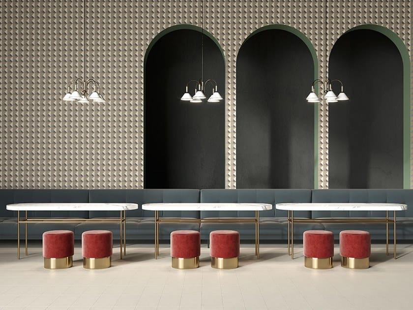 Porcelain stoneware wall/floor tiles LIQUIDA by Ceramica Fioranese