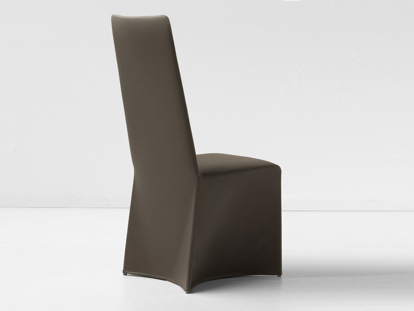 Sedie Schienale Alto Ecopelle : Liry sedia con schienale alto by bonaldo design bartoli design