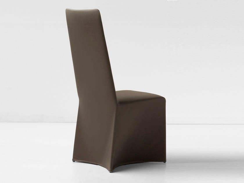 Sedie Schienale Alto Design : Liry sedia con schienale alto by bonaldo design bartoli design