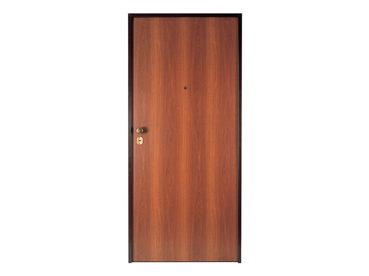 Lacquered safety door LISCIO by NUSCO
