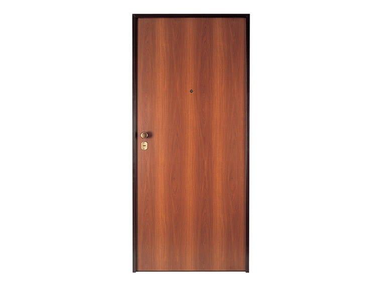 Porta d\'ingresso blindata laccata LISCIO - NUSCO