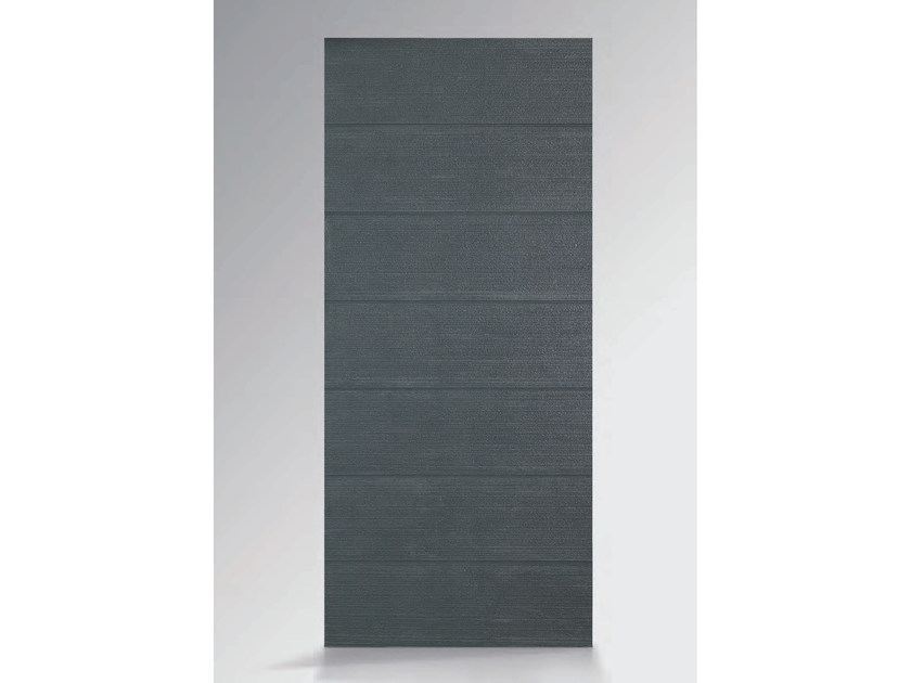 Armoured door panel LITHOS by NURITH