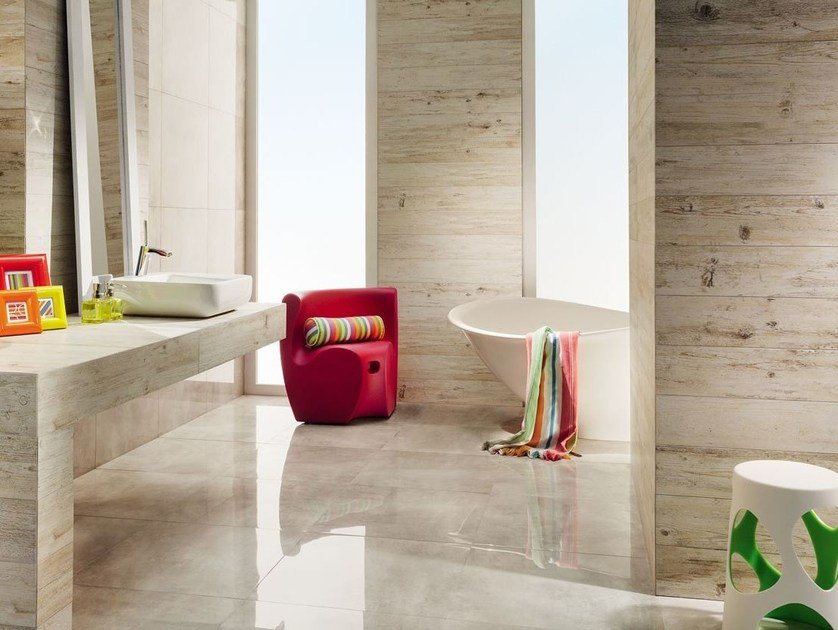 Indoor wall/floor tiles LIVINGSTONE EPOXY by tubadzin