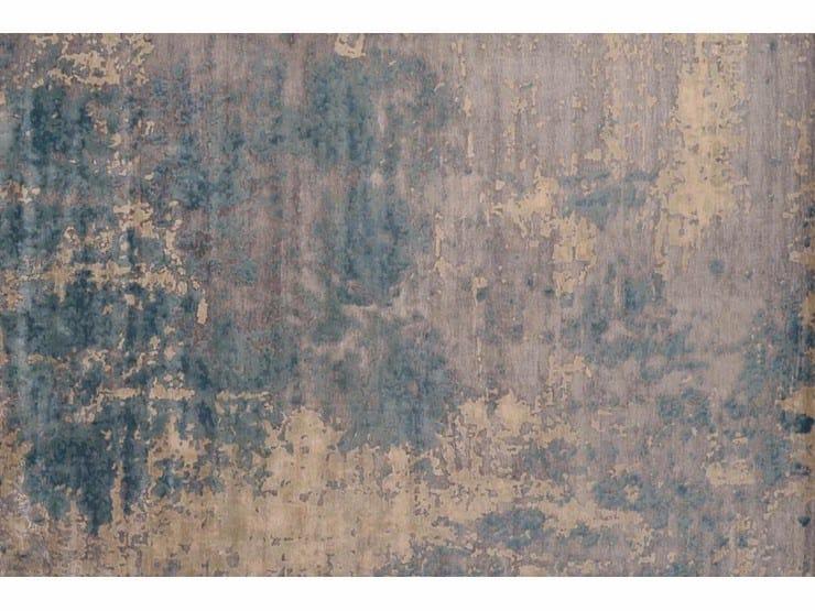 Rectangular bamboo fibre rug LOFT L178A by Mohebban