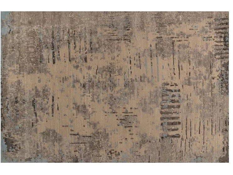 Handmade Bamboo silk rug LOFT S269A by Mohebban